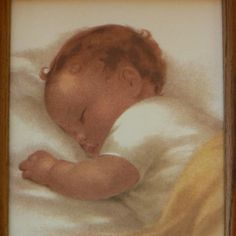 peaceful slumber - Bessie Pease Gutman
