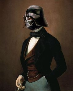Darth Vader like a sir KO+KO architects on Behance