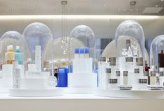 Shiseido The Ginza by Klein Dytham Architects, Ginza store design