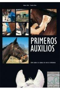 PRIMEROS AUXILIOS CABALLO