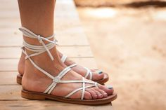 Hey, I found this really awesome Etsy listing at https://www.etsy.com/listing/193452908/white-leather-women-sandals-gladiator