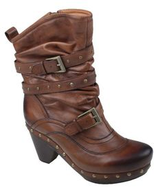 Take a look at this FABULOUS Almond Fabienne Boot by Earthies on #zulily today! $119 instead of $299!