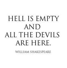 Anonymous business card street art pinterest business cards william shakespeare quotes sayings witty quote hell is empty reheart Images