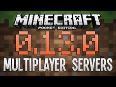 0.13.0 MULTIPLAYER SERVERS! - Minecraft PE (Pocket Edition) - http://dancedancenow.com/minecraft-lan-server/0-13-0-multiplayer-servers-minecraft-pe-pocket-edition/