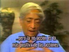 ▶ Jiddu Krishnamurti - Rupert Sheldrake (subtítulos en español) 3/4 - YouTube
