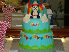 O bolo do Panda