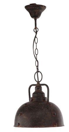 Metal Hanging Lamp – Laura of Pembroke