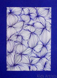 Kids Artists: Op art line design garlic cloves! Op Art Lessons, 7th Grade Art, Background Drawing, Ecole Art, Drawing Projects, Drawing Ideas, Artists For Kids, School Art Projects, Drawing Sheet