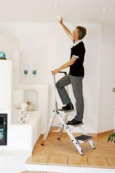 Homeplaza - Klapptreppen aus Aluminium gewähren beste Standsicherheit und Komfort - Maximale Sicherheit auf allen Höhen
