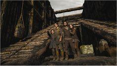 Noé : Photo Douglas Booth, Emma Watson, Gavin Casalegno, Jennifer Connelly, Russell Crowe