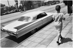 Photo Bruce Davidson Los Angeles 1964 | © Jazzinphoto