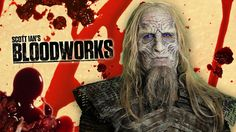 Learn how Barrie Gower creates the incredible makeup effects on the White Walkers in Game of Thrones