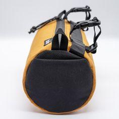 TUFA Bartender Cycling Handlebar Bag Marigold | Etsy Nylons, Bikepacking Bags, Cycling Bag, Three Fold, Bicycle Bag, Sailing Outfit, Custom Bags, Sling Backpack, Leather Handbags