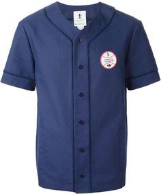 84db566db721e Love this  Baseball Jersey  Lyst Baseball Jerseys