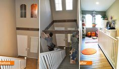 Pin it here : pinterest.com     Well-known in DIY Projects: Help to make dead space above a staircase into a playroom I really