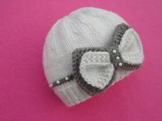 Knitting PATTERN Baby Hat Baby Beanie Knitted Baby Cap Pattern for Babies Infant Girl Knitting PATTERN Only in English PDF Knitting , lace processing is one of the most beautiful hobbies that women are not able to give up. Baby Knitting Patterns, Baby Hats Knitting, Knitting For Kids, Baby Patterns, Knitted Hats, Crochet Patterns, Knitted Baby Beanies, Baby Girl Hats, Girl With Hat