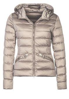Hetregó - ATEMOYA - Down jacket - beige