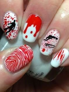 cool simple nail art designs for 2015