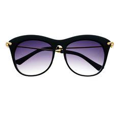 Designer Fashion Large Womens Cat Eye Sunglasses C1460 – FREYRS - Beautifully designed, cheap sunglasses for men & women