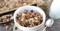 Muesli avec du quinoa et de la cardamome. Restez motivé ! Connectez-vous sur moncoach.com
