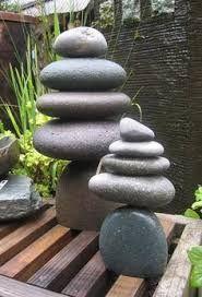 Resultado de imagen para how to sculptures zen garden