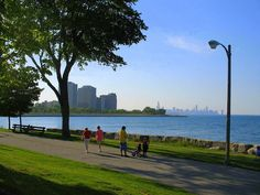 Hyde Park | Chicago | Lake Michigan