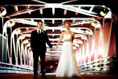 Chicago Wedding at Intercontinental Hotel by Kevin Weinstein Photography