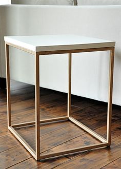Isabella & Max Rooms: Upscaling A Target Side Table