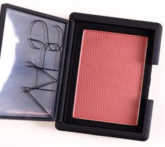 NARS Dolce Vita Blush Review, Photos, Swatches   - award winning for olive complexion