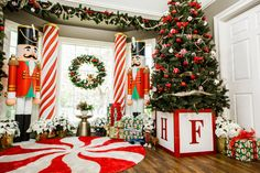 A unique DIY that's perfect for the holidays! DIY Toy Block Christmas Tree Stand by Ken Wingard! Don't miss Home & Family weekdays at on Hallmark Channel! Unique Christmas Trees, All Things Christmas, Vintage Christmas, Christmas Holidays, Christmas Decorations, Christmas Ornaments, Christmas Ideas, Christmas Jingles, Outdoor Christmas