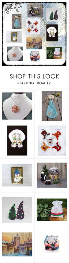 """""""Christmassy accents"""" by black-passion ❤ liked on Polyvore featuring interior, interiors, interior design, home, home decor, interior decorating and Burton"""