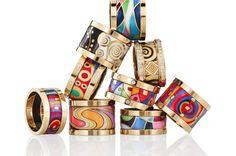 Feuriges Design: Schmuckmanufaktur FREYWILLE eröffnet Flagship-Boutique auf der Kö