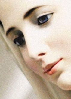 Beautiful Virgin Mary