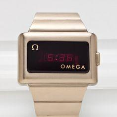 1974 Kojak Omega Time Computer 1