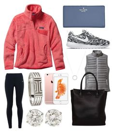 """Untitled #53"" by becker17 ❤ liked on Polyvore featuring NIKE, Kate Spade, Patagonia, Tory Burch, Mulberry and Michael Kors"