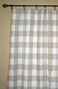 Laurel Foundry Modern Farmhouse Hiltonia Grommet Curtain