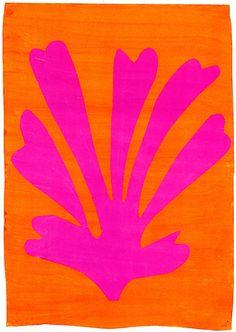 Henri Matisse -Palmette, ca. 1947