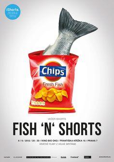 iShorts; Fish 'n' Shorts