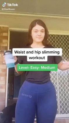 Full Body Gym Workout, Summer Body Workouts, Gym Workout Videos, Gym Workout For Beginners, Fitness Workout For Women, Sport Fitness, Hip Workout, Body Fitness, Fitness Workouts
