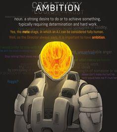 Project Freelancer: Agent Maine, AI: Sigma, Attribute: creativity/ambition