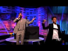 Will Smith, DJ Jazzy Jeff and Carlton on The Graham Norton Show - Bel Air Rap / It's not unusual