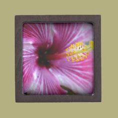 Pink Swirl Premium Gift Box