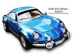 アルピーヌ.ルノー Alpine Renault