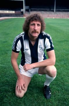 Retro Football, Football Shirts, West Bromwich Albion Fc, Tony Brown, Stock Pictures, Stock Photos, English Football League, Bbc Broadcast, Creative Video