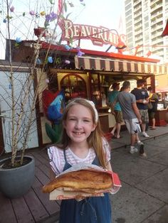 A stop at BeaverTails makes RWeThereYetMom?'s list of Top 5 things to do in Ottawa