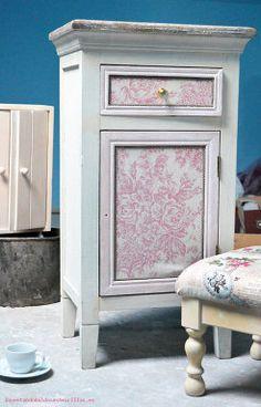 Dale un toque vintage a tus muebles