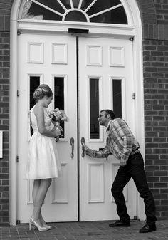 Brides first :)