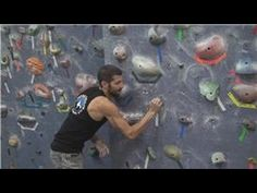 Rock Climbing : Bouldering Techniques for Indoor Rock Climbing - YouTube