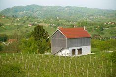kombinat. · Vineyard cottage in Kozjansko, Slovenia _ 2016.