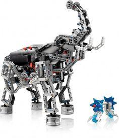 Lego Mindstorms EV3: Elephant